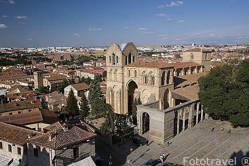 Fotoreportaje de Ávila - Ciudad Patrimonio de la Unesco