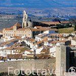 Pueblo de MORELLA y murallas defensivas. Castellon. Comunidad Va