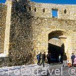 Puerta de los Estudios. Pueblo de MORELLA. Castellon. Comunidad