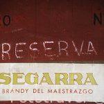 Bodega de brandy familiar Segarra. Pueblo de Xert. Castellon. Co