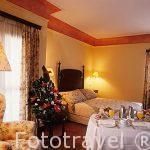 Habitación suite del hotel / casino de Santa Catalina. Las Palm