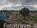 Panorámica Sierra de Aracena - Huelva