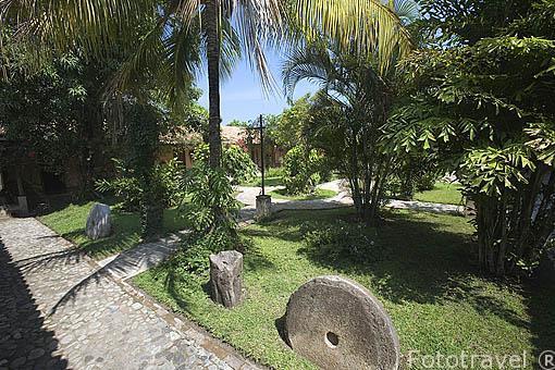 Interior de HONDURAS. Centroamerica