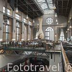 Restaurante Het Pomphuis. Viejo puerto. AMBERES - ANTWERPEN. Belgica