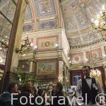 Cafeteria De Foyer. Teatro Bourla. Ciudad de AMBERES - ANTWERPEN. Belgica