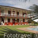Piscina y Finca hotel Villa Nora. En Vereda La Granja. QUIMBAYA