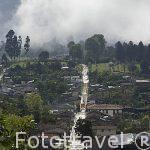 Valle de Cocora y pueblo de SALENTO. Quindio. Eje cafetero. Colombia