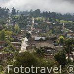 Pueblo de SALENTO en el Valle de Cocora. Zona del Quindio