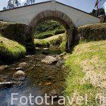 Puente de Boyaca. Departamenteo de BOYACA. Colombia. Suramerica