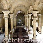 Interior. Catedral Virgen del Socorro. Ciudad de SOCORRO. Departamento de Santander. Colombia. Suramerica