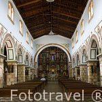 Iglesia de PARAMO. Departamento de Santander. Colombia. Suramerica