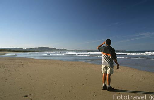 Playa Grande. GUANACASTE. Costa Rica. Centroamerica.