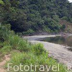Comunidad indigena Yorquin de habla Bri-Bri. Costa Caribe. Costa Rica