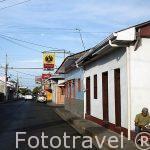 Ciudad de Liberia. Guanacaste. COSTA RICA