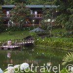 Hotel El Establo. Monteverde. Provincia de Puntarenas. Costa Rica