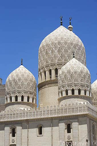 Mezquita Abu al-Abbas al-Mursi. Ciudad de ALEJANDRIA. Egipto