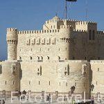 Fuerte de Qaitbay. Ciudad de ALEJANDRIA. Egipto