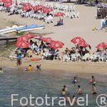 Playa de Stanley. Ciudad de ALEJANDRIA. Egipto