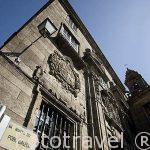 Museo Do Pobo Gallego. Santiago de Compostela. Ciudad Patrimonio de UNESCO. A Coruña. España