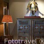 Hostal Parador de los Reyes Catolicos. Santiago de Compostela. Ciudad Patrimonio de UNESCO. A Coruña. España