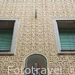 Virgen de Santa Ana en la calle Santa Ana, barrio de la antigua juderia. SEGOVIA. Ciudad Patrimonio de la UNESCO. Castilla y Leon. España