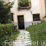 Casa Museo del poeta Antonio Machado. SEGOVIA. Ciudad Patrimonio de la UNESCO. Castilla y Leon. España
