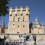 El Alcazar. S.XII- XVI. Ciudad de Segovia. Patrimonio Unesco