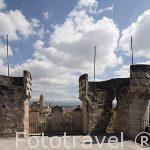 Vista desde la Torre del Homenaje. El Alcazar. S.XII- XVI