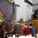 Cristo negro de Esquipulas (copia). Catedral Metropolitana. Ciudad de GUATEMALA. Centroamerica