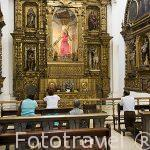Nazareno de la Merced, talle de 1654. Iglesia de la Merced. Ciudad de GUATEMALA. Centroamerica