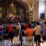 San Judas Tadeo, patrono de los carpinteros. Iglesia de la Merced. Ciudad de GUATEMALA. Centroamerica