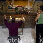 Cristo. Iglesia de la Merced. Ciudad de GUATEMALA. Centroamerica