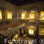 Museo del Hotel Santo domingo. Ciudad de ANTIGUA. Departamento de Sacatepequez. Guatemala. Centroamerica