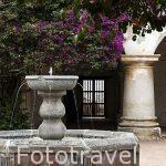 Convento de las Capuchinas, 1734. Ciudad de ANTIGUA. Departamento de Sacatepequez. Guatemala. Centroamerica