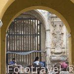 Antiguo lavadero. Ciudad de ANTIGUA. Departamento de Sacatepequez. Guatemala. Centroamerica