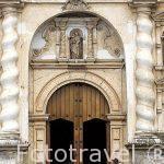 Iglesia convento de San Francisco. 1542-1704. Ciudad de ANTIGUA. Departamento de Sacatepequez. Guatemala. Centroamerica