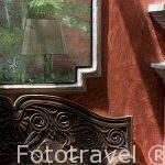Hotel boutique Posada del Angel. Ciudad de ANTIGUA. Guatemala. Centroamerica