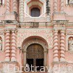 Iglesia de JACOTENANGO, s.XIX. Barroca. Guatemala. Centroamerica