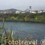 Pueblo de Rabo de Peixe. Isla de SAO MIGUEL
