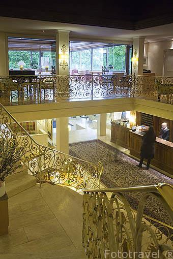 Hotel Colombi*****. Ciudad patrimonio de la UNESCO de FREIBURG. Zona sur de la Selva Negra. Alemania - Germany
