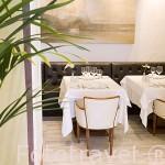 Restaurante del hotel El Mirador de Dalt Vila***** Ciudad de IBIZA. Islas Baleares. España