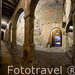 Plaza de Armas, s.XVIII. Ciudad de IBIZA, Patrimonio de la Humanidad, UNESCO. Islas Baleares. Mar Mediterraneo. España