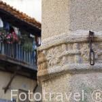 Picota del s.XVI. VALVERDE DE VERA. Provincia de Caceres. Extremadura. España - Spain
