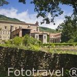 Monasterio de Yuste, cerca de CUACOS DE YUSTE. Provincia de Caceres. Extremadura. España - Spain