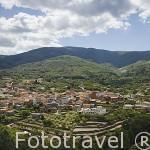 Población de GARGANTA LA OLLA. Provincia de Caceres. Extremadura. España - Spain