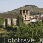 Población de CUACOS DE YUSTE. Provincia de Caceres. Extremadura. España - Spain