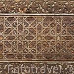 Copialzado. Periodo Nazari,s.XIV. Museo de la Alhambra. Ciudad de GRANADA. Andalucia. España