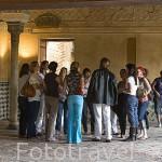 Sala del Mexuar. La Alhambra,UNESCO. Ciudad de GRANADA. Andalucia. España