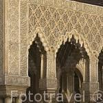 Palacio de los Leones. Palacios Nazaries. La Alhambra,UNESCO. Ciudad de GRANADA. Andalucia. España