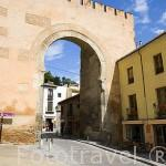 Arco de Elvira, s.XI. Ciudad de GRANADA. Andalucia. España